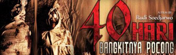 Review 40 Hari Bangkitnya Pocong