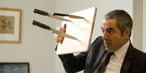 Review Johnny English Reborn