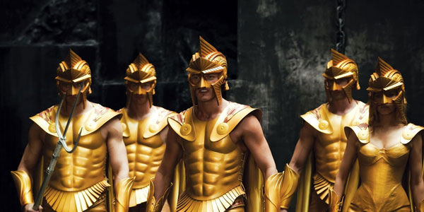 Review Immortals