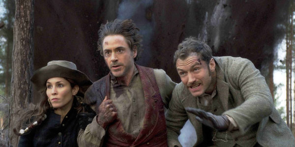 Review Sherlock Holmes: A Game of Shadows