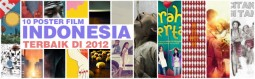 Poster Film Indonesia Terbaik di 2012
