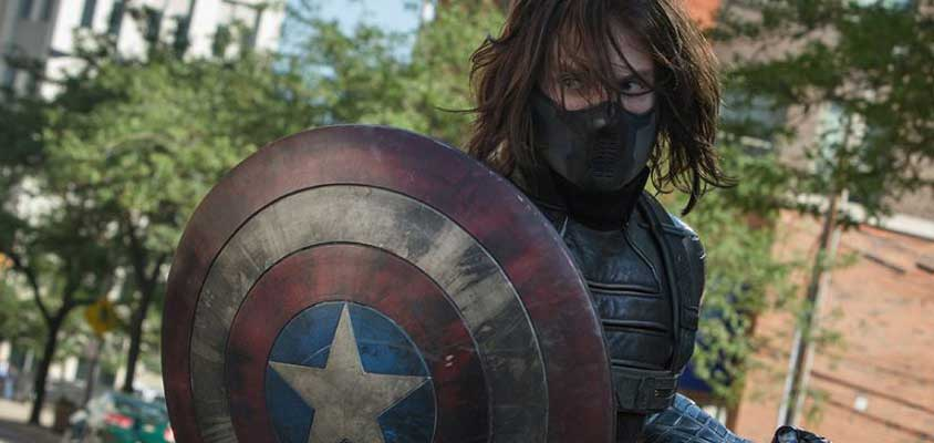 Captain America; The Winter Soldier
