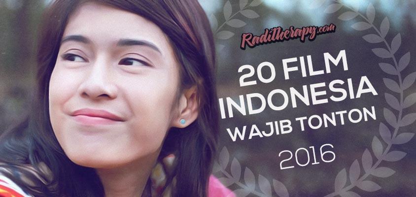 Film Indonesia Wajib Tonton di 2016